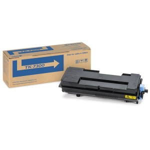 Toner-Kit TK-7300 schwarz für ECOSYS P4040dn, inkl. Resttoner