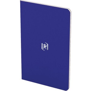 Oxford Pocket Notes Notizhefte 24 Blatt, 90 g/qm, blau + lakritz