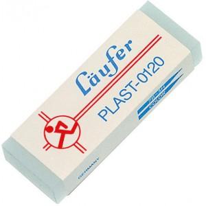 Radierer Plast 0120 65x21x12mm # 01200