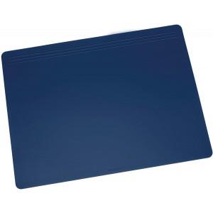 Schreibunterlage Matton, 49x70cm, blau, ohne Abdeckung