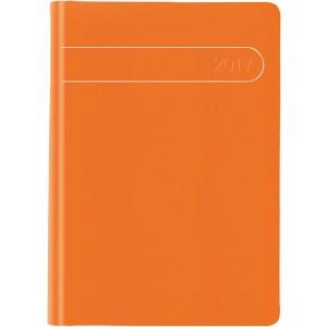 Taschenkalender 10,5 x 14,8 cm, orange # 717.494