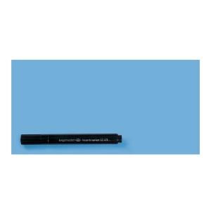 Magic Chart Notes 10 x 20 cm, blau, haftet ohne Kleber, abwischbar,