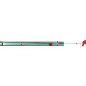Laserpointer LX 4, Laserpunkt kann durch drehen des Laserkopfes in