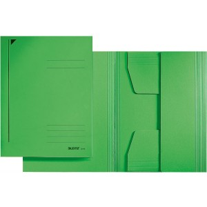 Leitz Jurismappe/Dreiklappenmappe A4 320 g/m2 grün