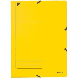 Eckspanner A4 450 g/m2 gelb