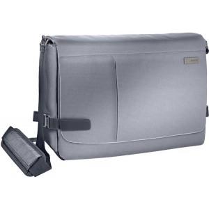 """Messenger Smart Traveller 15,6"""", silber grau, für Mobilgeräte und"""