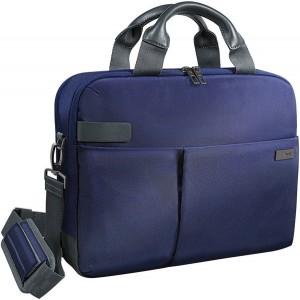 "Laptop Smart Traveller 13,"", tiatan blau, mit Schultergurt"