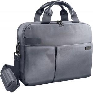 """Laptop Smart Traveller 13,"""", silber grau, mit Schultergurt"""