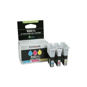 Rückgabe-Tintenpatrone Nr.100XL C,M,Y für Pro705,Pro205,S605