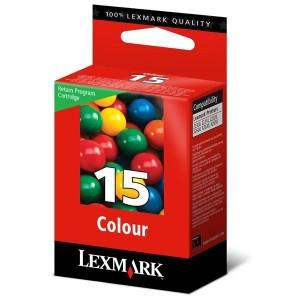 Rückgabe-Tintenpatrone Nr.15 farbig für Z2320, X2650