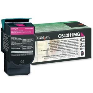 Rückgabe-Tonerkassette magenta für C540, C543, C544, X543, X544