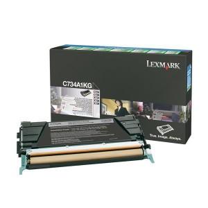 Rückgabe Tonerkassette schwarz für C734,C736,X734,X736,X738