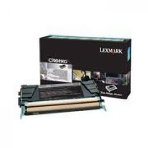 Rückgabe-Tonerkassette schwarz für C746dn, 746dtn, 746n, 748de,