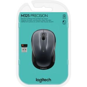 Wireless Mouse M325,dunkelgrau 3 Tasten, USB-Nano-Empfänger