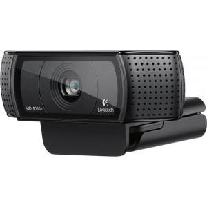 HD Pro Webcam C920 schwarz Videos in Full HD 1080p