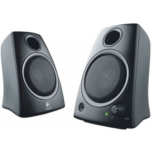 Lautsprecher Z130, schwarz Gesamtleistung 5 Watt,