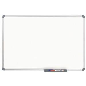 Whiteboard MAULoffice 90/180cm gr Alurahmen Fläche kunststoffbesch.