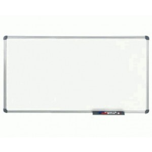 Whiteboard MAULoffice 100/200cm gr Alurahmen Fläche kunststoffbesch.