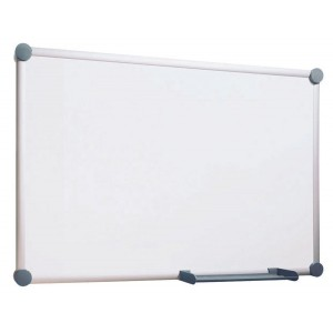 Whiteboard 2000 MAULpro 45/60 gr Alurahmen Fläche kunststoffbesch.