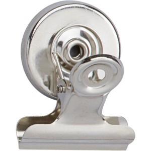Brief-Klemmer mit Magnet Breite 30mm, Klemmweite 15mm