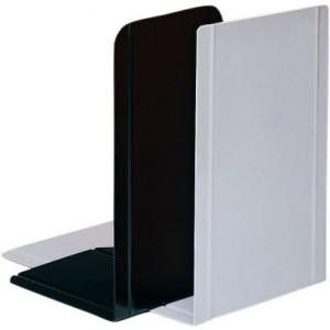 Registraturstütze breit schwarz 165x240x240mm