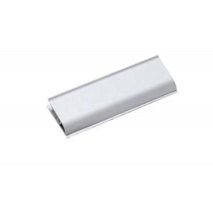 Klemmleiste Maul Aluminium # 62466 Länge: 11,3cm Breite: 4,0cm
