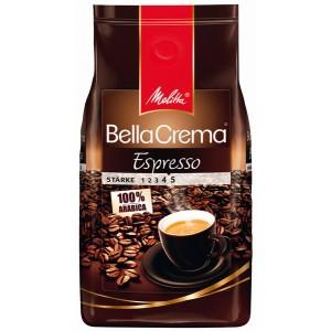 BellaCrema Espresso Kaffebohnen