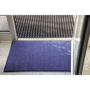 Schmutzfangmatte Easycare 1,20x1,80 m Material: Polyamid, grau