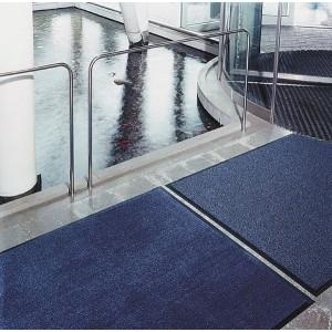 Schmutzfangmatte Olefin 0,60x0,90 m Material: Olefin auf Vinylrücken