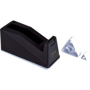 Tischabroller f.Klebefilm ScotchC10 schwarz 25mmx66m