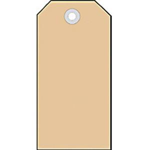 Anhängezettel 45x90mm mit Kunststofföse 1000St 1Pack