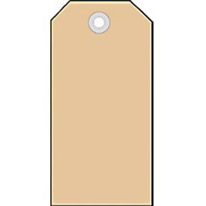 Anhängezettel 60x113mm mit Kunststofföse 1000St 1Pack