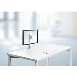 Monitorhalter My one C mit Zwinge silber # 910+1019+000