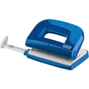 Locher E210 Evolution blau/grau Stanzleistung 10 Blatt, mit