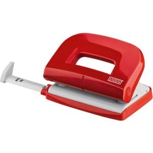 Locher E210 Evolution rot Stanzleistung 10 Blatt, mit