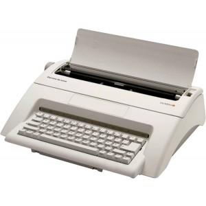 Schreibmaschine - Carrera de luxe 11 Zeichen / Sek