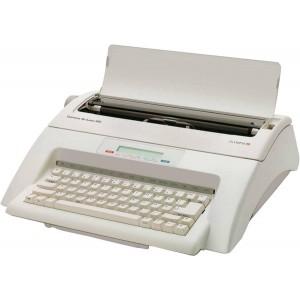 Schreibmaschine - Carrera de luxe MD 20 Zeichen Display
