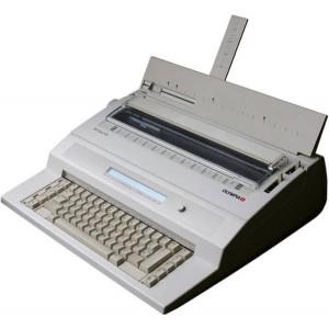Olympia Schreibmaschine - Startype mit Display 20 Zeichen/Sek, Typenrad Classic