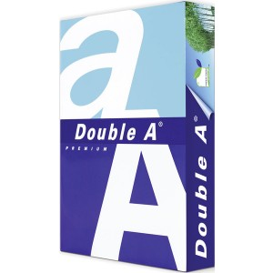 Kopierpapier Double A A4 80g 250 Bl. hochweiß, h´frei, glatte Oberfläche