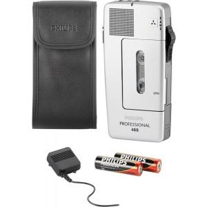 Diktiergerät Profess.PocketMemo 488 Minikasettensystem,Analog