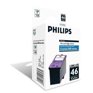 Tintenpatrone PFA 546/00 High Kapazität INK 46 Color für Crystal 650,660,665