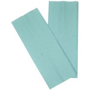 Papierhandtuch 25x33cm 1lag. grün C-Euro-Falz, 156 Blatt