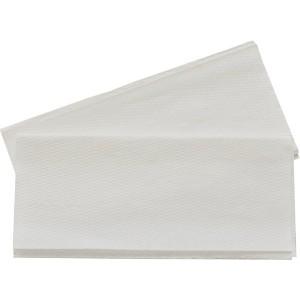 Papierhandtuch 25x23cm 1lag. hochweiß,Zick-Zack-Falz, 250 Blatt