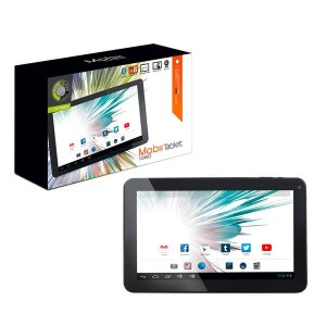 "Tablet Mobii 1080, 25,65cm (10,1"") LCD Screen, Android 4.4.4,"
