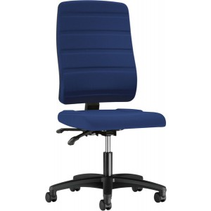 Bürodrehstuhl Yourope 4451 Bezug: TE01 royalblau