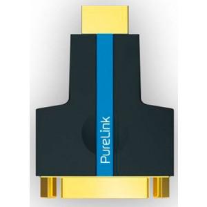 High-Speed Micro HDMI Stecker/ DVI Single Link Buchse Adapter