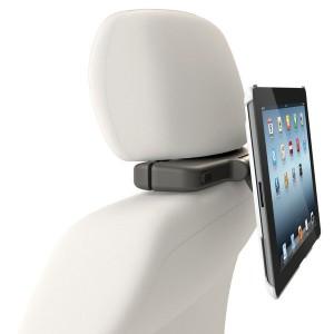 iPad mini Wandhalterungs-,Standfuß- und Kopfstützensystem UP220, weiß