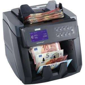 Banknotenzähler Rapidcount X 300 P Zählt unsortierte Banknoten (Euro)