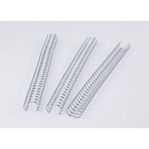 Binderücken Renz Ring Wire 3:1 14,3 mm für 120 Blatt silber