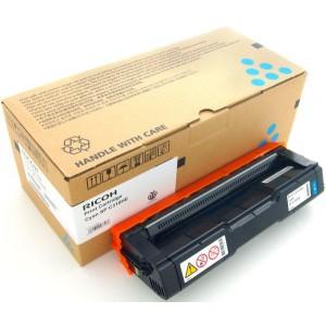 Toner Cartridge Type SP C310 cyan für Gestetner SP C232, Aficio SP C242,